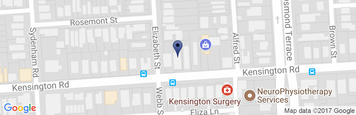 Google Map of Dextra Surgical Norwood Office